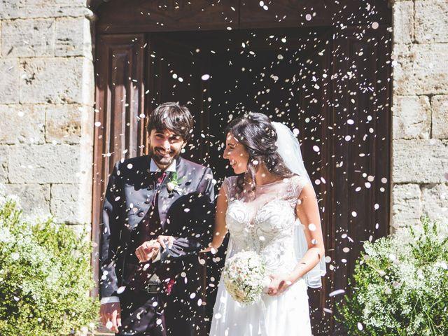 Il matrimonio di Alessio e Silvia a Manciano, Grosseto 47