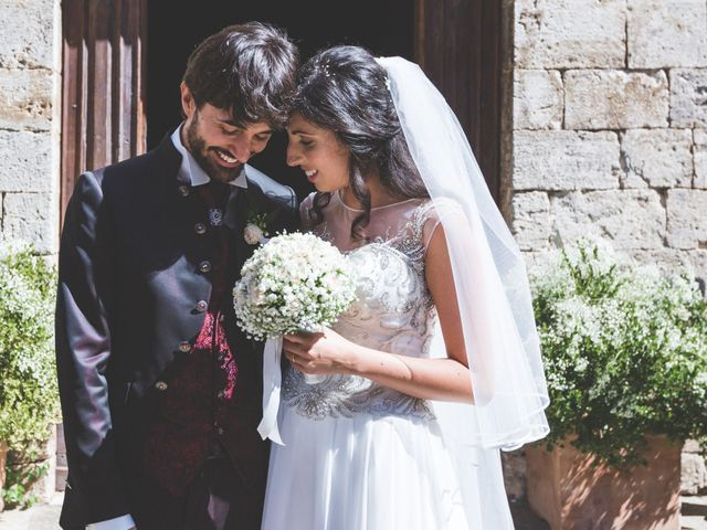 Il matrimonio di Alessio e Silvia a Manciano, Grosseto 48