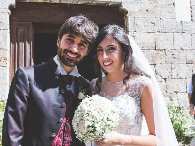 Il matrimonio di Alessio e Silvia a Manciano, Grosseto 49