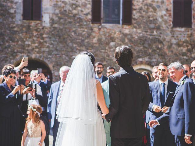 Il matrimonio di Alessio e Silvia a Manciano, Grosseto 50