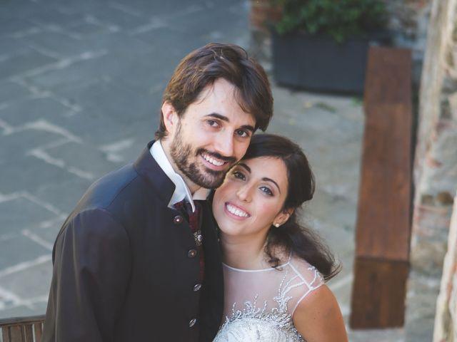 Il matrimonio di Alessio e Silvia a Manciano, Grosseto 52