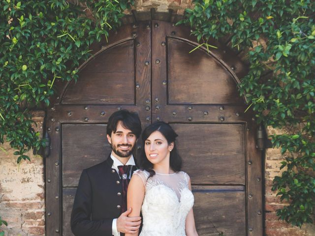 Il matrimonio di Alessio e Silvia a Manciano, Grosseto 53
