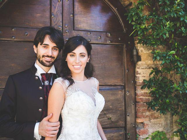 Il matrimonio di Alessio e Silvia a Manciano, Grosseto 54