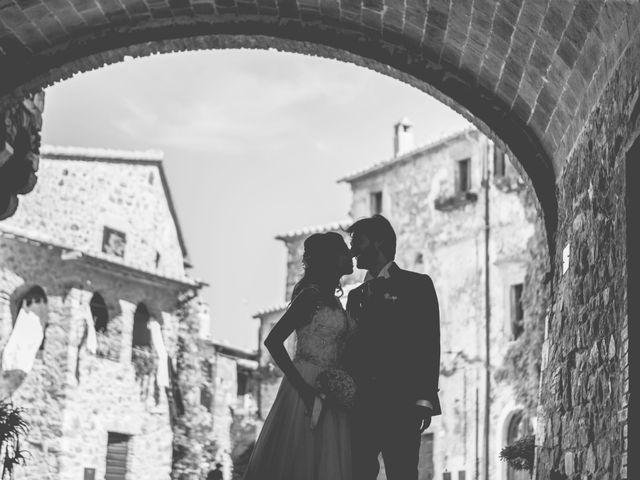 Il matrimonio di Alessio e Silvia a Manciano, Grosseto 1