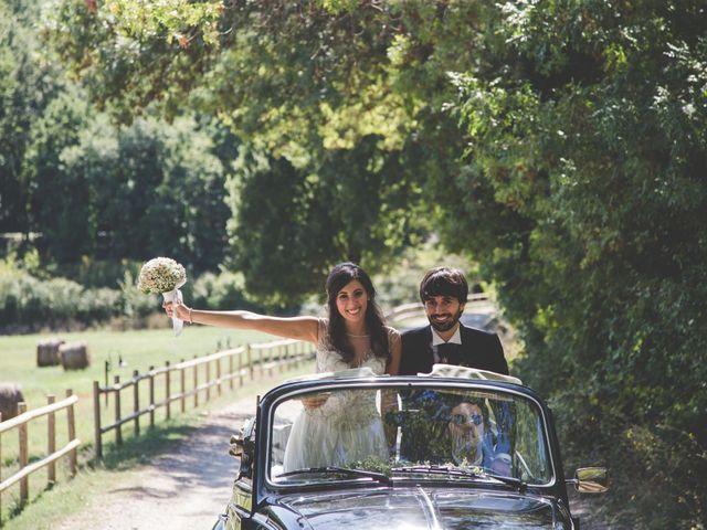 Il matrimonio di Alessio e Silvia a Manciano, Grosseto 58