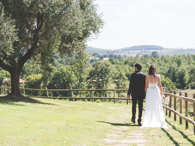 Il matrimonio di Alessio e Silvia a Manciano, Grosseto 59