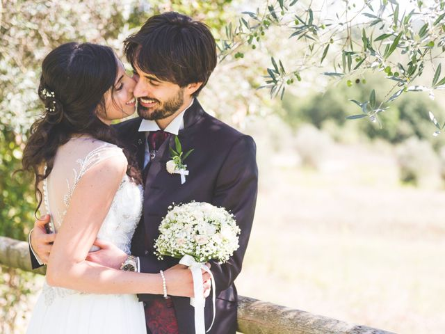 Il matrimonio di Alessio e Silvia a Manciano, Grosseto 60