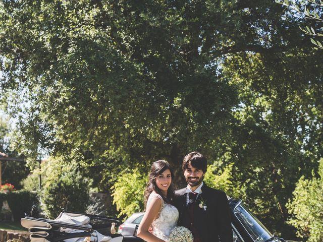 Il matrimonio di Alessio e Silvia a Manciano, Grosseto 61