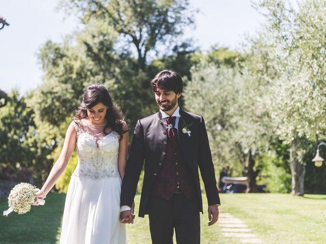 Il matrimonio di Alessio e Silvia a Manciano, Grosseto 62