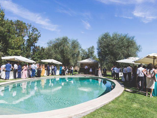 Il matrimonio di Alessio e Silvia a Manciano, Grosseto 63