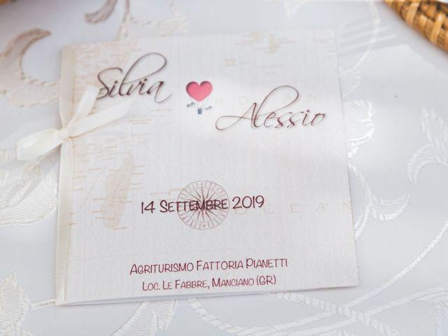 Il matrimonio di Alessio e Silvia a Manciano, Grosseto 66