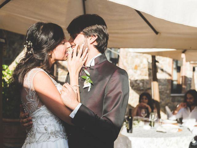 Il matrimonio di Alessio e Silvia a Manciano, Grosseto 72
