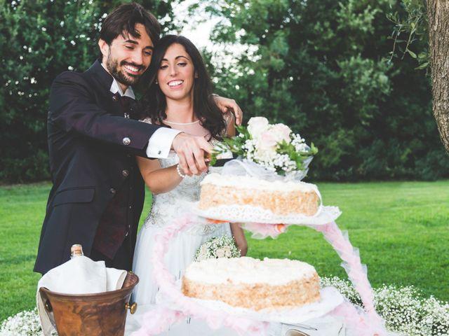 Il matrimonio di Alessio e Silvia a Manciano, Grosseto 77