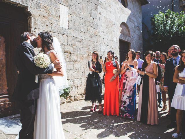 Il matrimonio di Alessio e Silvia a Manciano, Grosseto 81