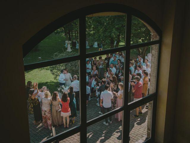 Il matrimonio di Nicolò e Silvia a Parma, Parma 31