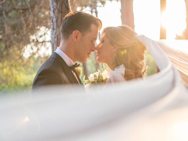 Le nozze di Fabio e Erika