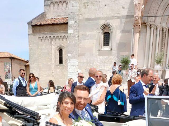 Il matrimonio di Ilaria e Luca a Ancona, Ancona 1