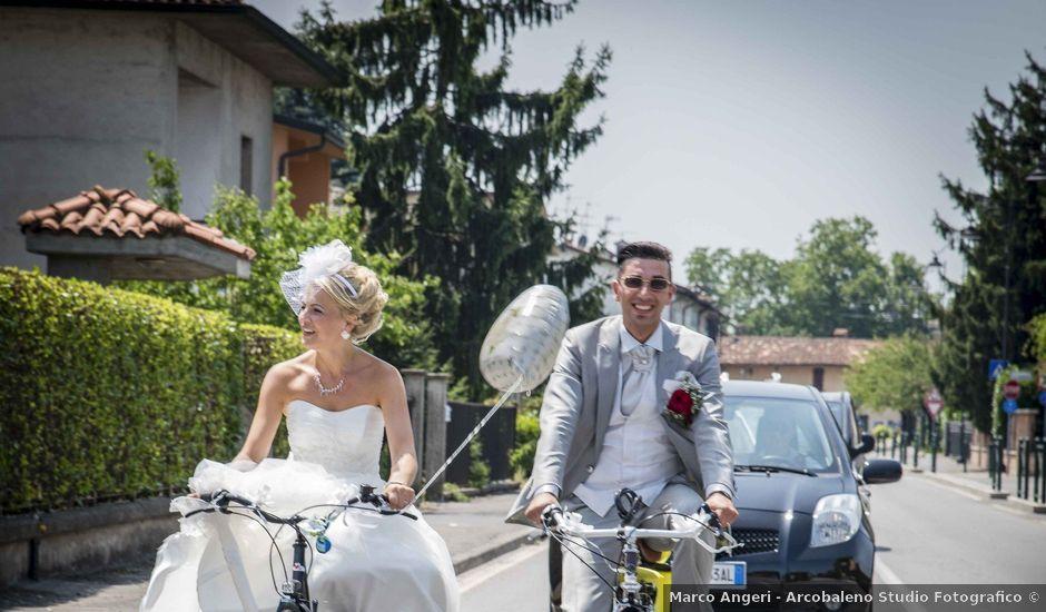Il matrimonio di Daniele e Katia a Misano di Gera d'Adda, Bergamo