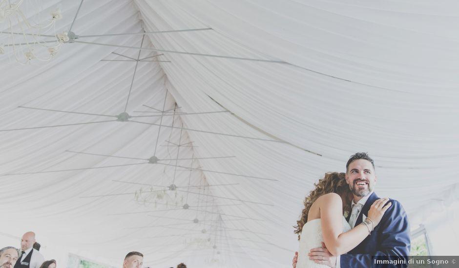 Matrimonio Rustico Lecco : Il matrimonio di roberto e laura a cernusco lombardone lecco
