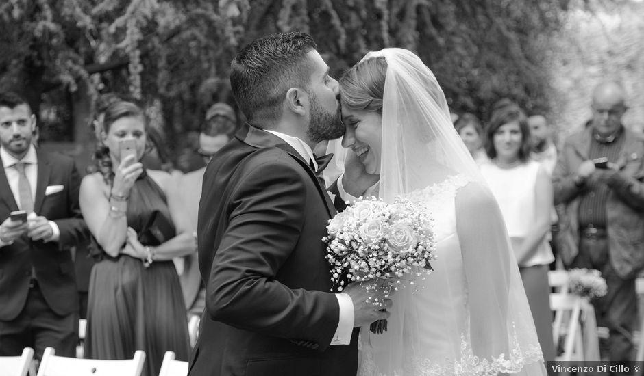 Il matrimonio di Andrea e Daniela a Moscazzano, Cremona