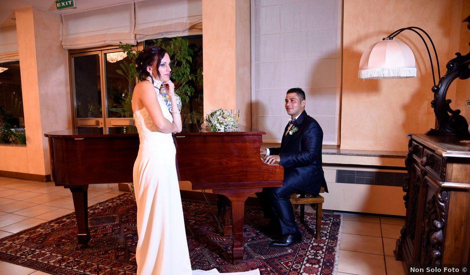 Il matrimonio di Davide e Patrizia a Catania, Catania