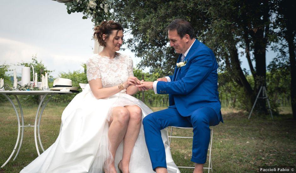 Il matrimonio di Stephane e Carine a Verona, Verona