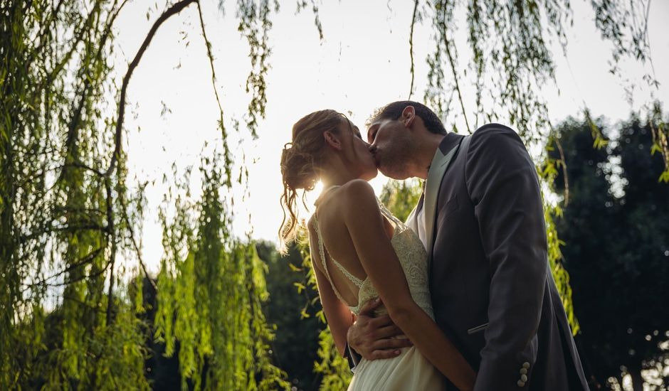 Il matrimonio di Pierluca e Alessia a Casarile, Milano