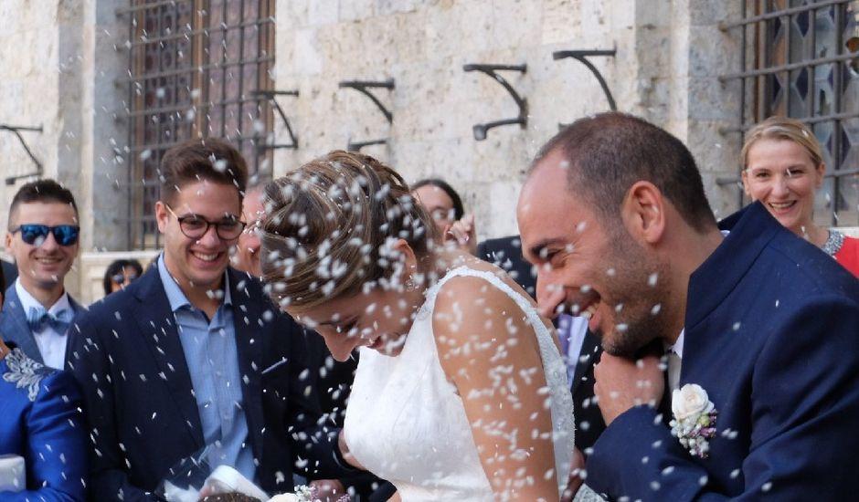 Il matrimonio di Roberto e Vittoria a Siena, Siena