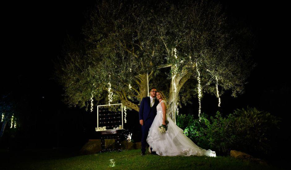 Il matrimonio di Simone e Valentina a Lipari, Messina