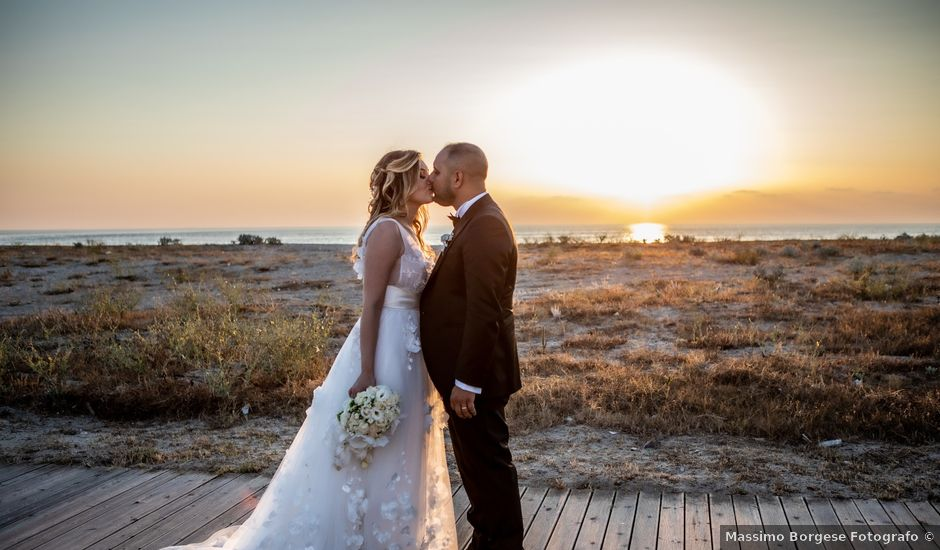 Il matrimonio di Pasquale e Fabiola a San Ferdinando, Reggio Calabria