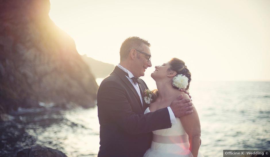 Il matrimonio di Stefano e Erika a Portoferraio, Livorno