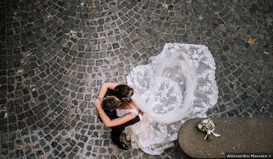 Il matrimonio di Marialuisa e Fabrizio a Castel Gandolfo, Roma