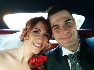 Le nozze di Roberto e Sara