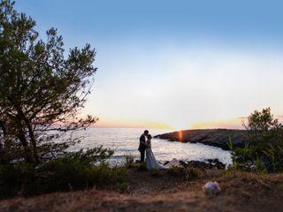 Le nozze di Ida e Giorgio