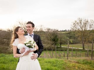 Le nozze di Mariateresa e Daniele