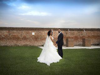 Le nozze di Luca e Tatiane