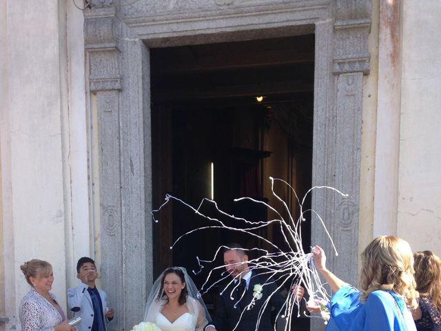 Il matrimonio di Martin e Martina a Luino, Varese 2