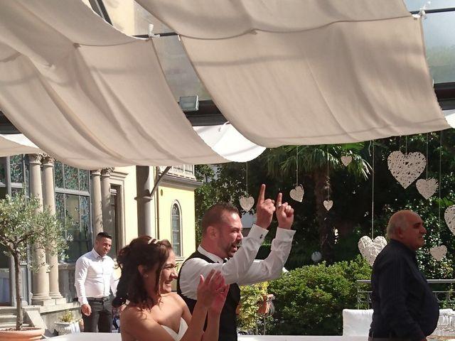 Il matrimonio di Martin e Martina a Luino, Varese 3