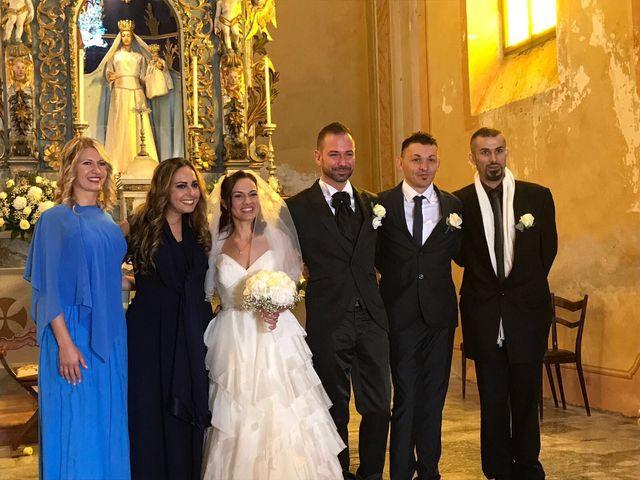 Il matrimonio di Martin e Martina a Luino, Varese 6