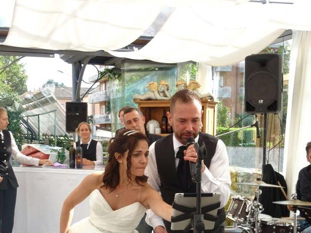 Il matrimonio di Martin e Martina a Luino, Varese 7