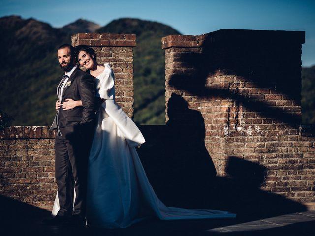 Il matrimonio di Maurizio e Elena a Genova, Genova 133