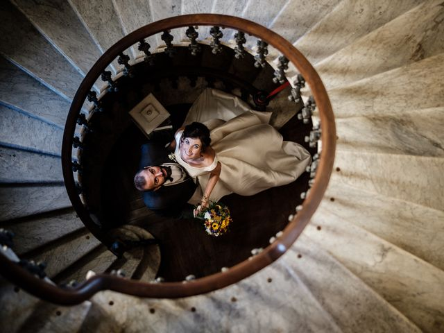 Il matrimonio di Maurizio e Elena a Genova, Genova 136