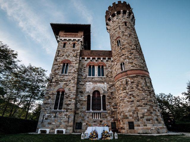 Il matrimonio di Maurizio e Elena a Genova, Genova 147