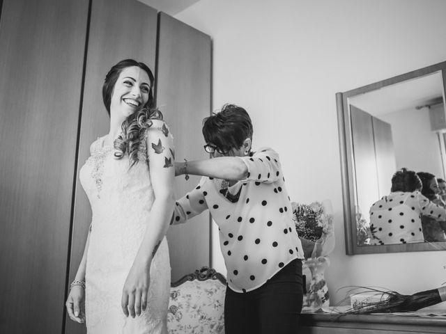 Il matrimonio di Giuseppe e Martina a Vigevano, Pavia 36