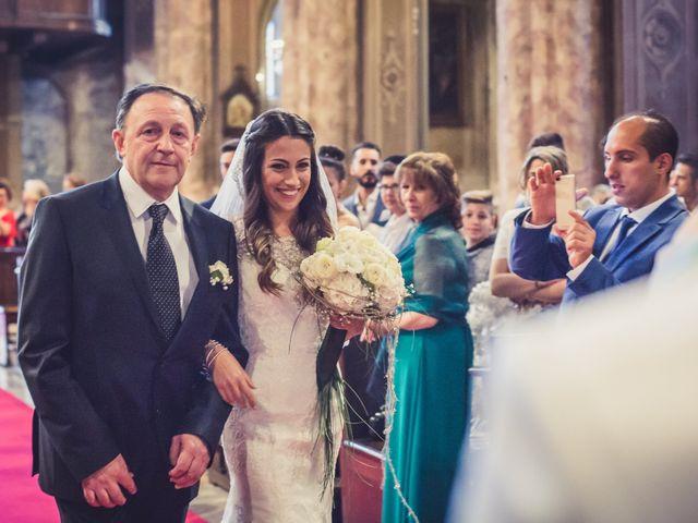 Il matrimonio di Giuseppe e Martina a Vigevano, Pavia 67