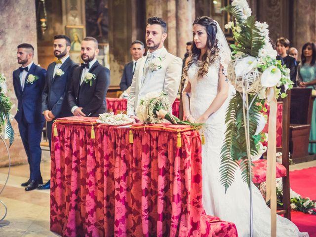 Il matrimonio di Giuseppe e Martina a Vigevano, Pavia 68