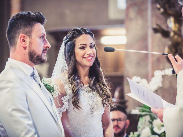 Il matrimonio di Giuseppe e Martina a Vigevano, Pavia 70