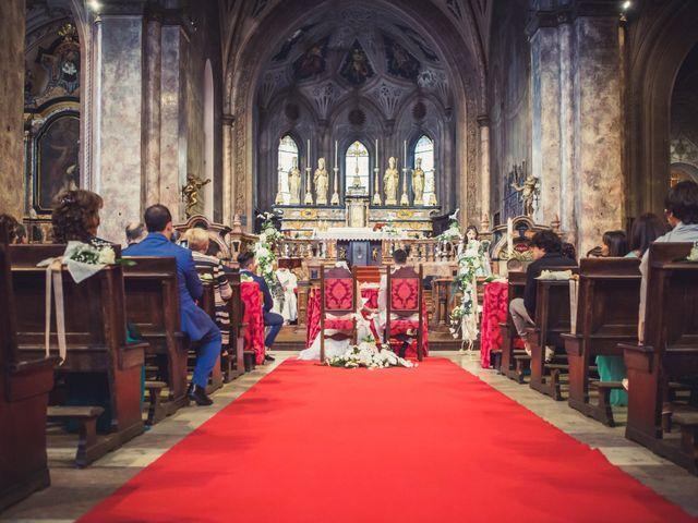Il matrimonio di Giuseppe e Martina a Vigevano, Pavia 71