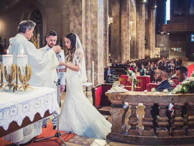 Il matrimonio di Giuseppe e Martina a Vigevano, Pavia 72
