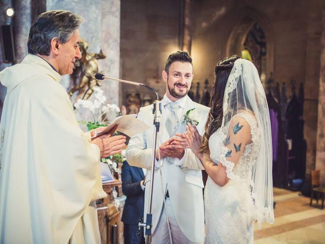 Il matrimonio di Giuseppe e Martina a Vigevano, Pavia 77